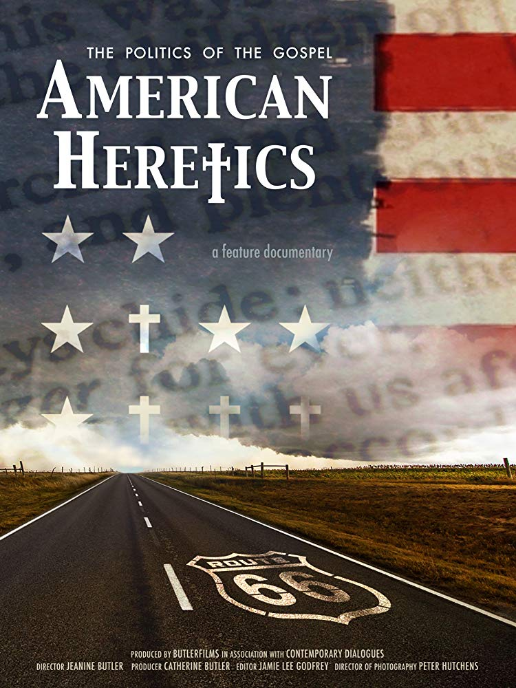 American Heretics: The Politics of the Gospel (2019) - Directed By: Jeanine Isabel ButlerStarring: Nehemiah D. Frank, Robert Jones, Robin LavanharRated: NRRun Time: 1h 25mTMM Score: 3 StarsStrengths: Very EducationalWeakness: Little Storytelling