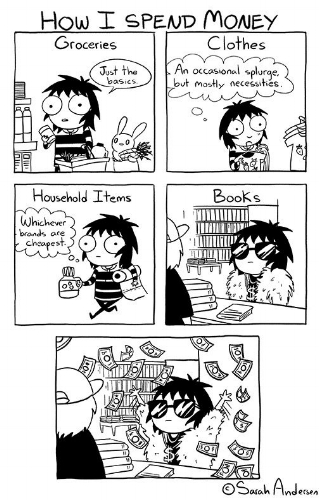 One of my favorite comics by Sarah