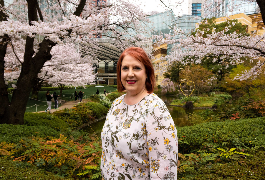 The Kiwi lawyer leading the way in Japan's legal profession - When Catherine O'Connell started setting up her own law firm in Tokyo, she didn't realise she would become a pioneer in more ways than one.
