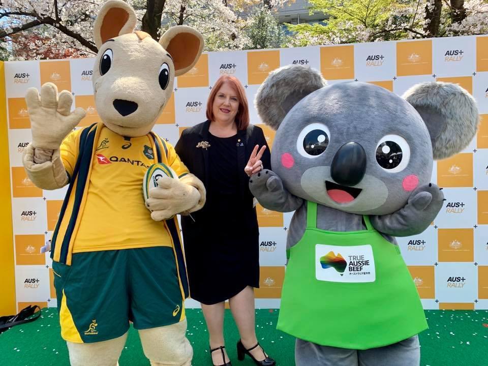 Australia Day Mascots