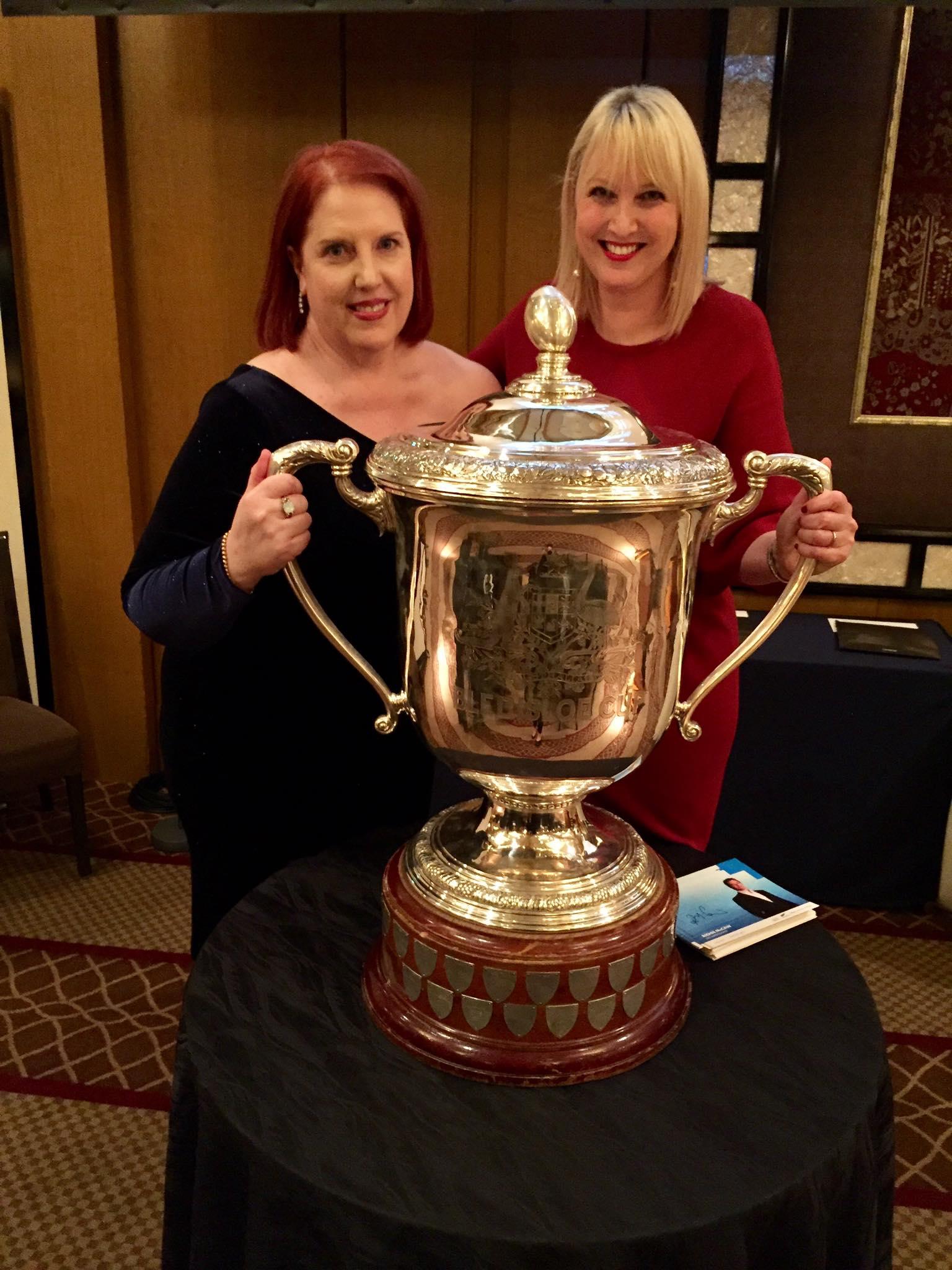 The Bledisloe Cup