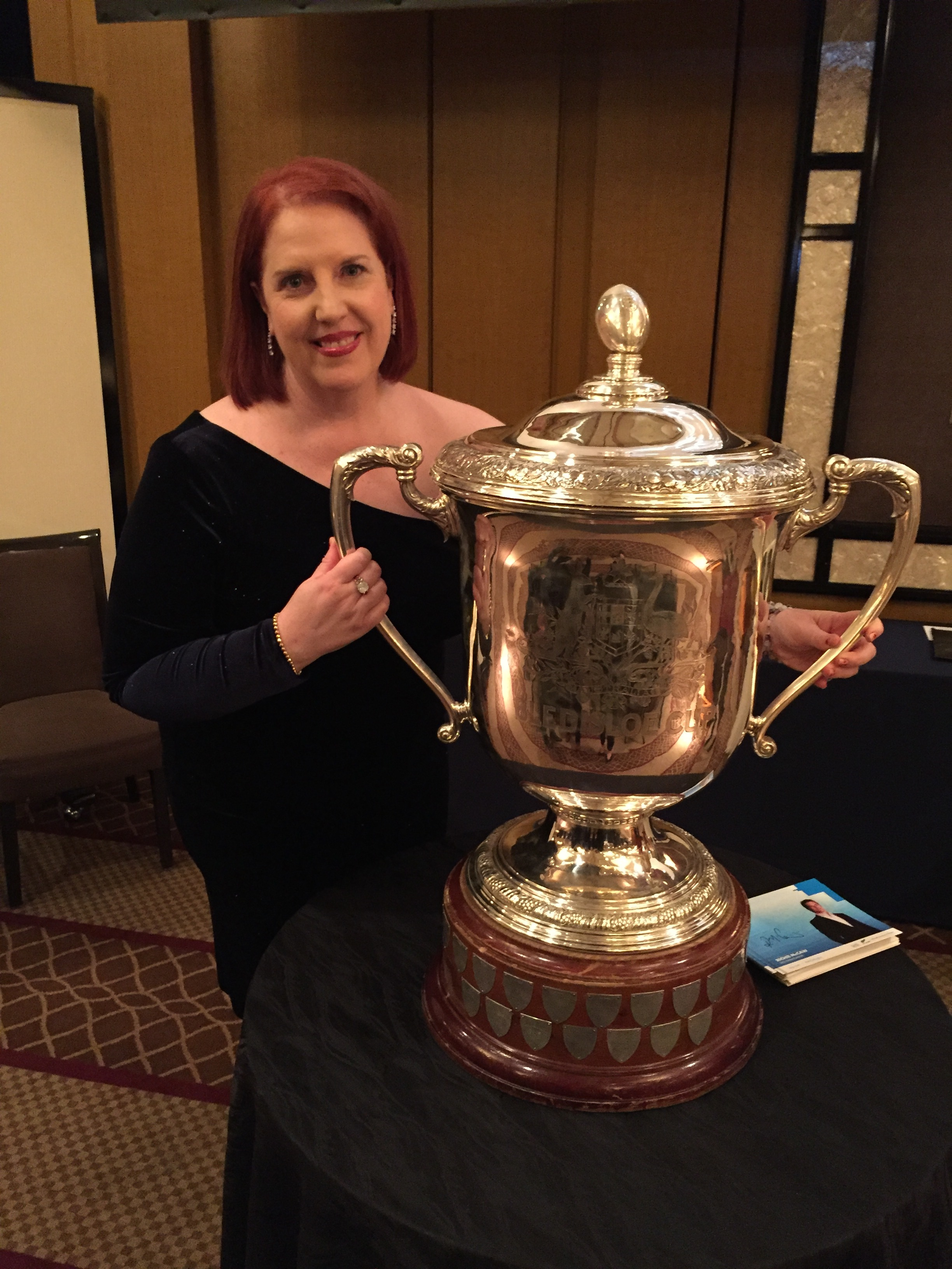 The Bledisloe Cup in Japan