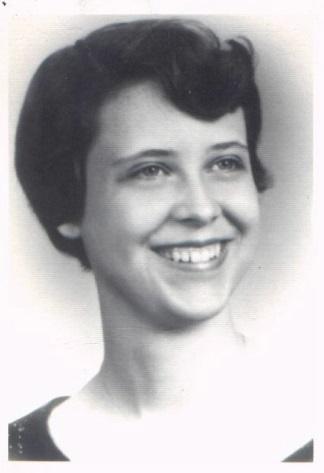 Graduation from  Presentation Academy  in Louisville in 1959