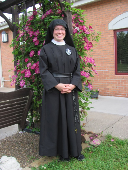 This Texan invites you to discern Passionist monastic life!
