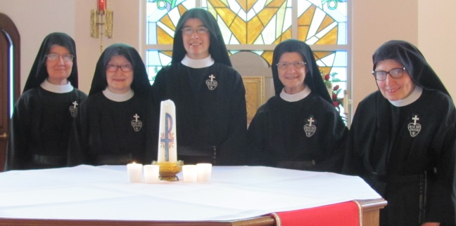 Mother John Mary and her Council