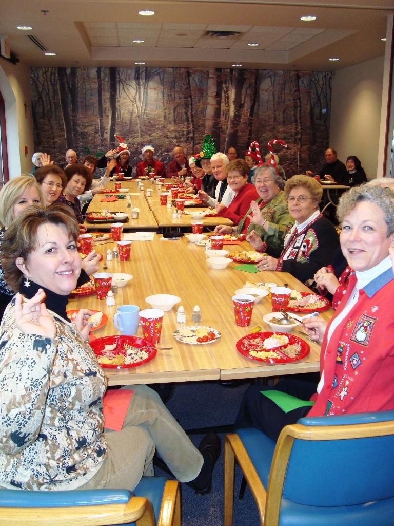2010 Christmas Dinner