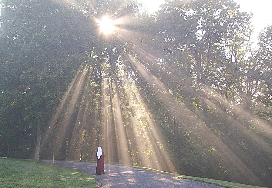 Listening to God After Sunrise.jpg