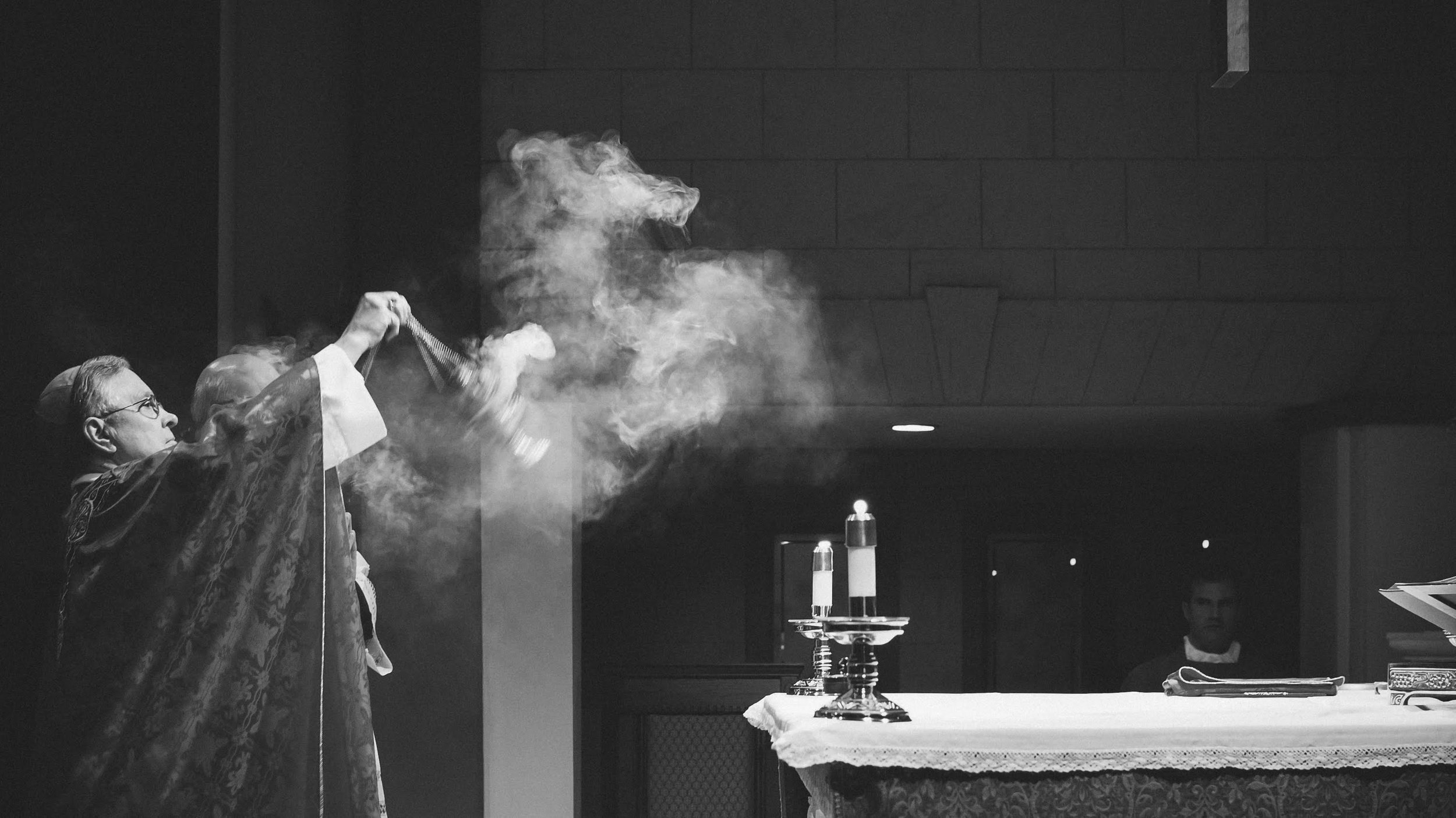 """""""The smoke of the incense along with the prayers of the holy ones went up before God from the hand of the angel.""""  - Rev 8:3   from https://www.onesecretmission.com/gallery-full/2017/5/3/incense-rising"""