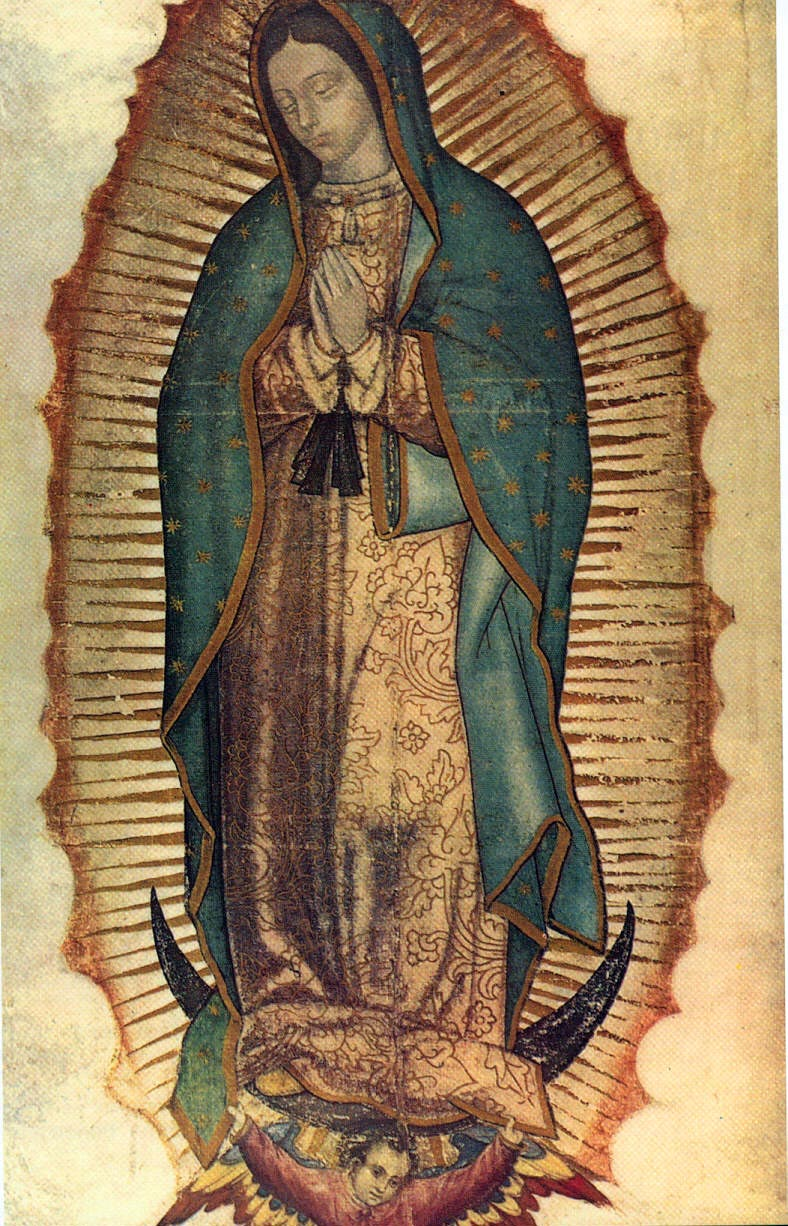 """A great sign appeared in the sky, a woman clothed with the sun, with the moon under her feet…"" -Rev 12:1"