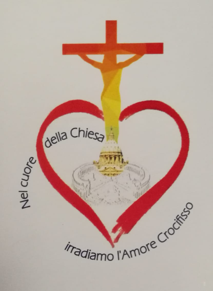 """""""In the heart of the Church we radiate Crucified Love"""""""