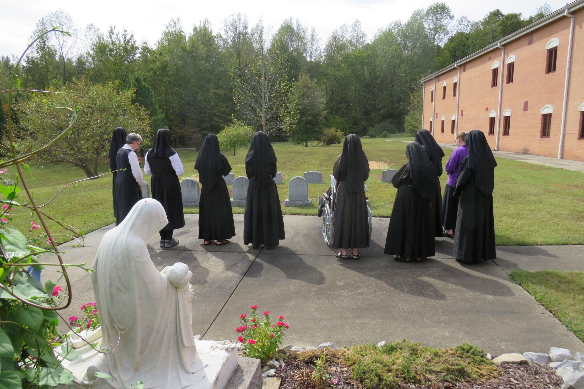 One Passionist family with one Sorrowful Mother.