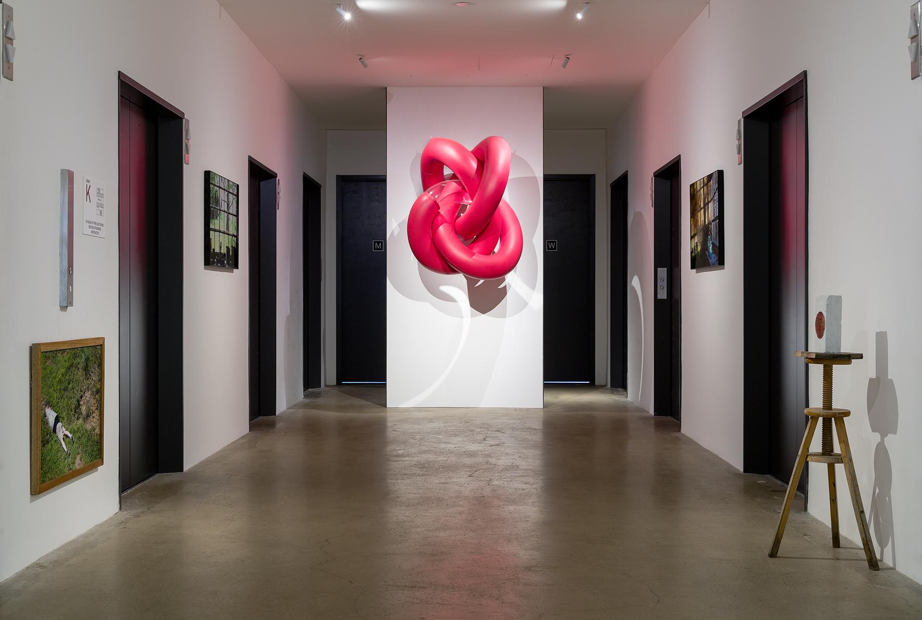 2017 installation at Morris Adjmi Architects, NY