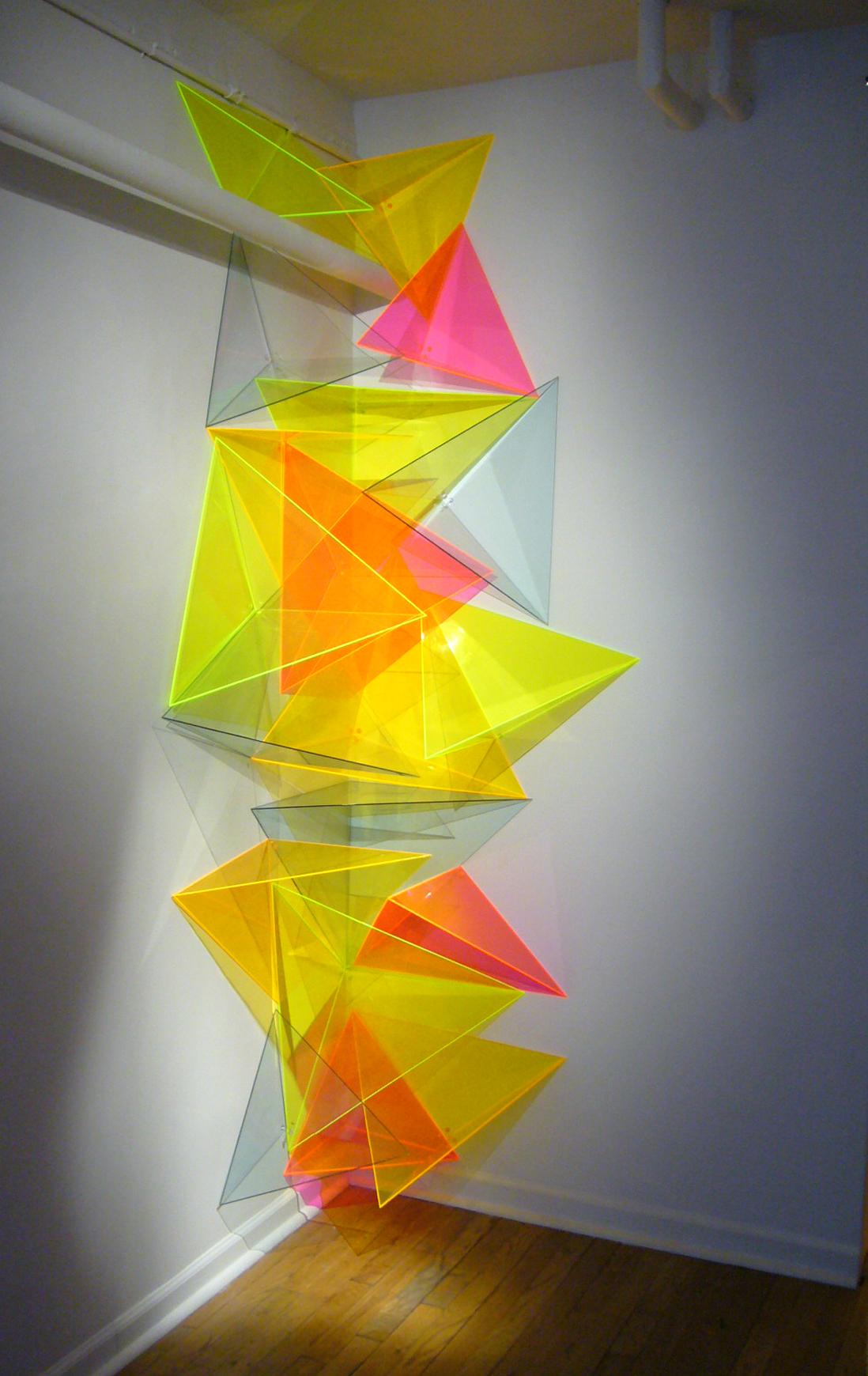 2011   Deliberate Deviations,  Heskin Contemporary, NY