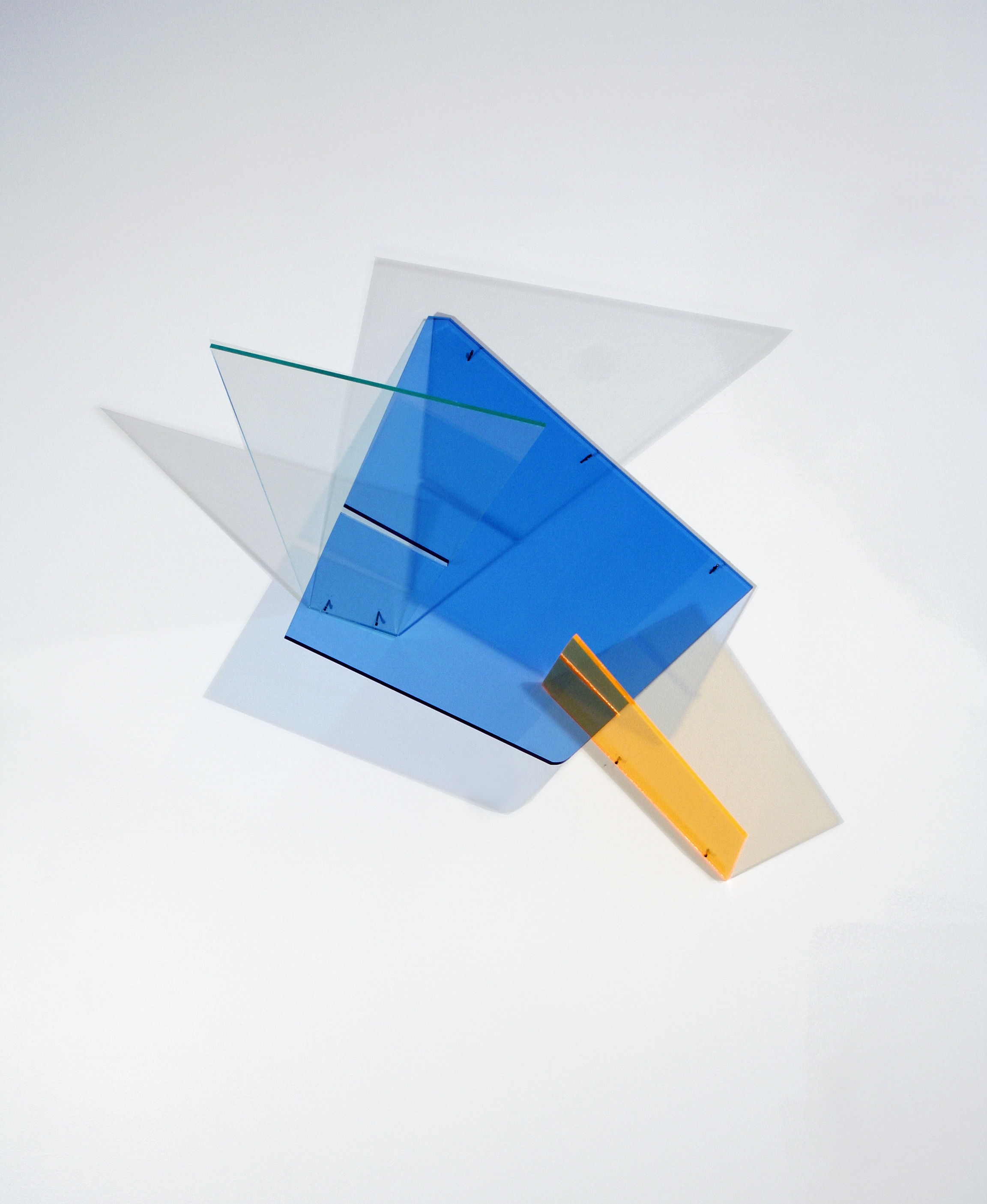 Recurrent   2014 Plexiglas   18Lx15Wx10D inches /46x38x25 cm