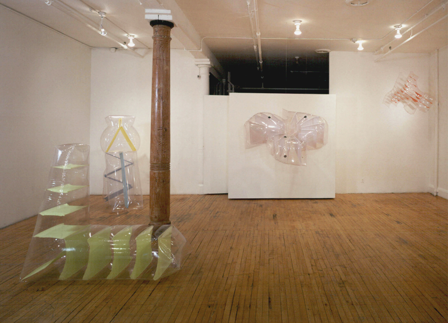2002 installation view Kagan Martos Gallery, NY