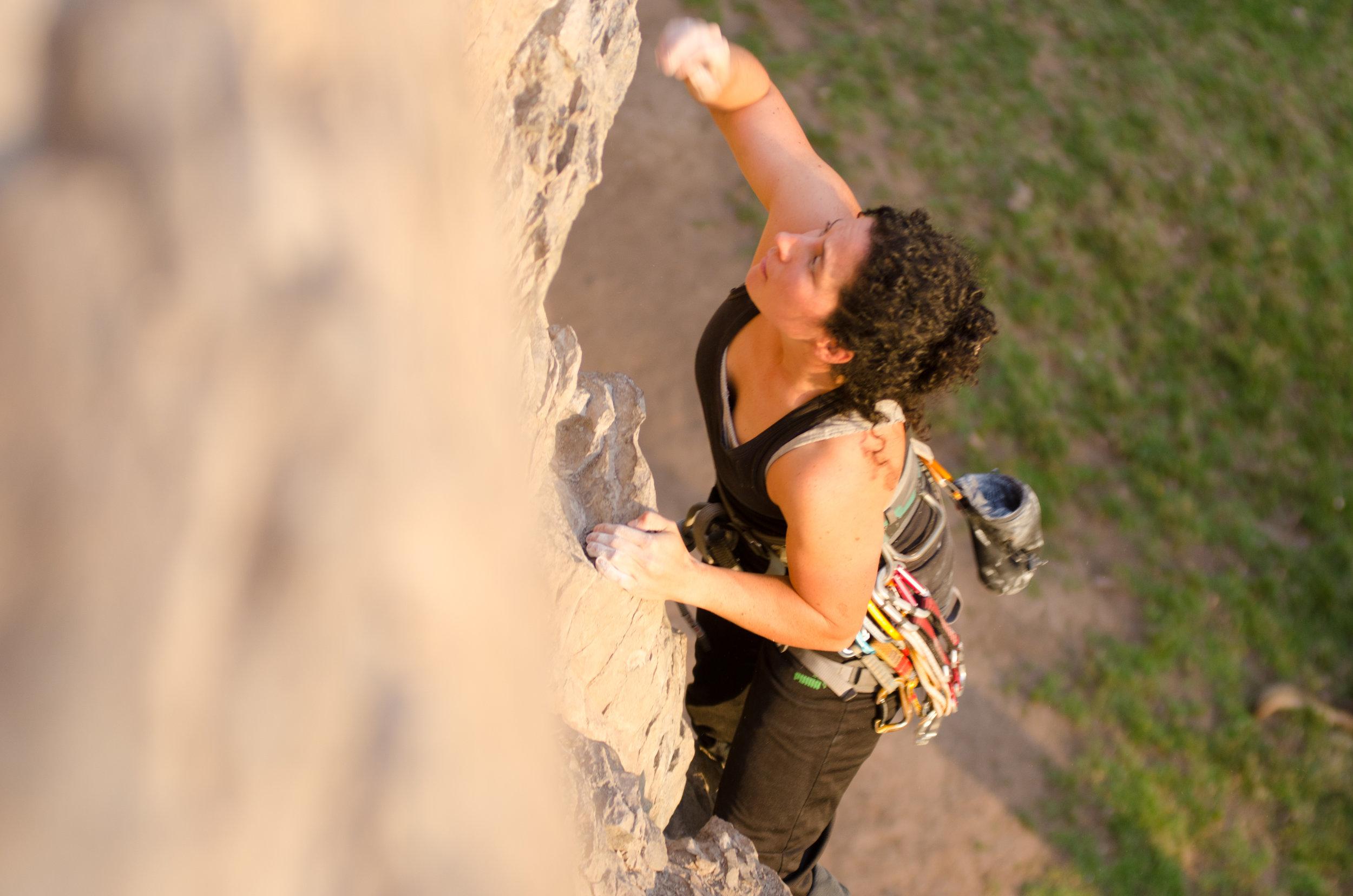 Rock Climbing Cuyuja