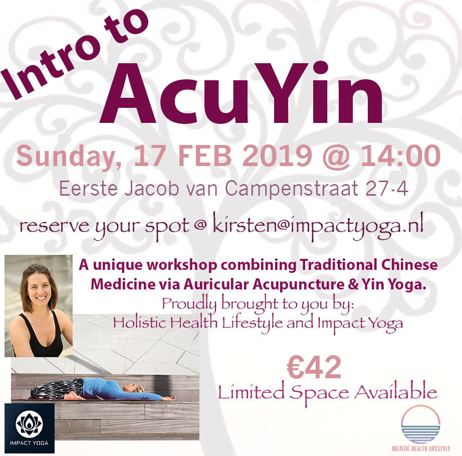 Acupuncture and Yin Yoga