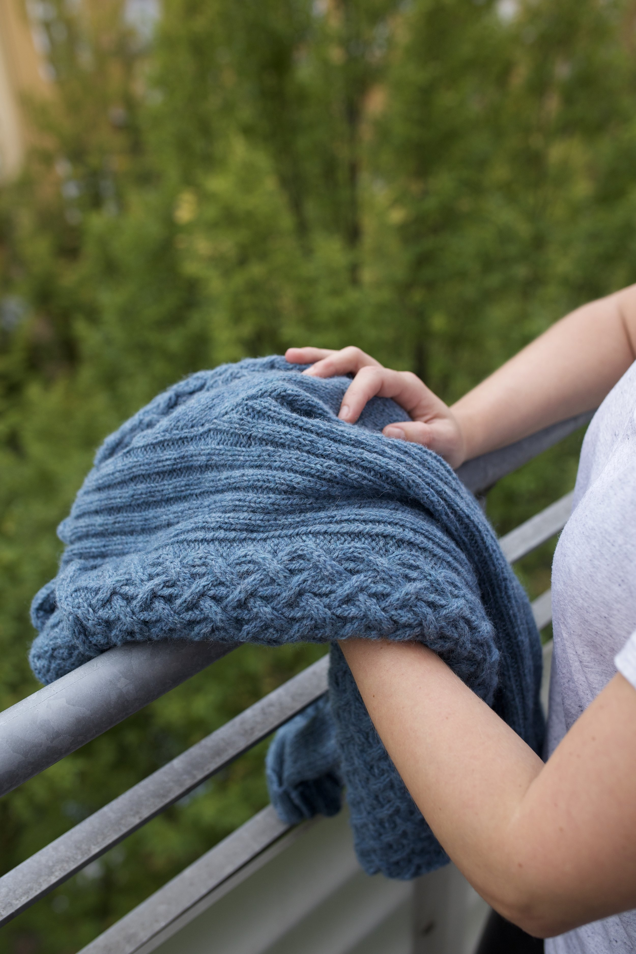 Stonethwaite Sweater by Linda Marveng