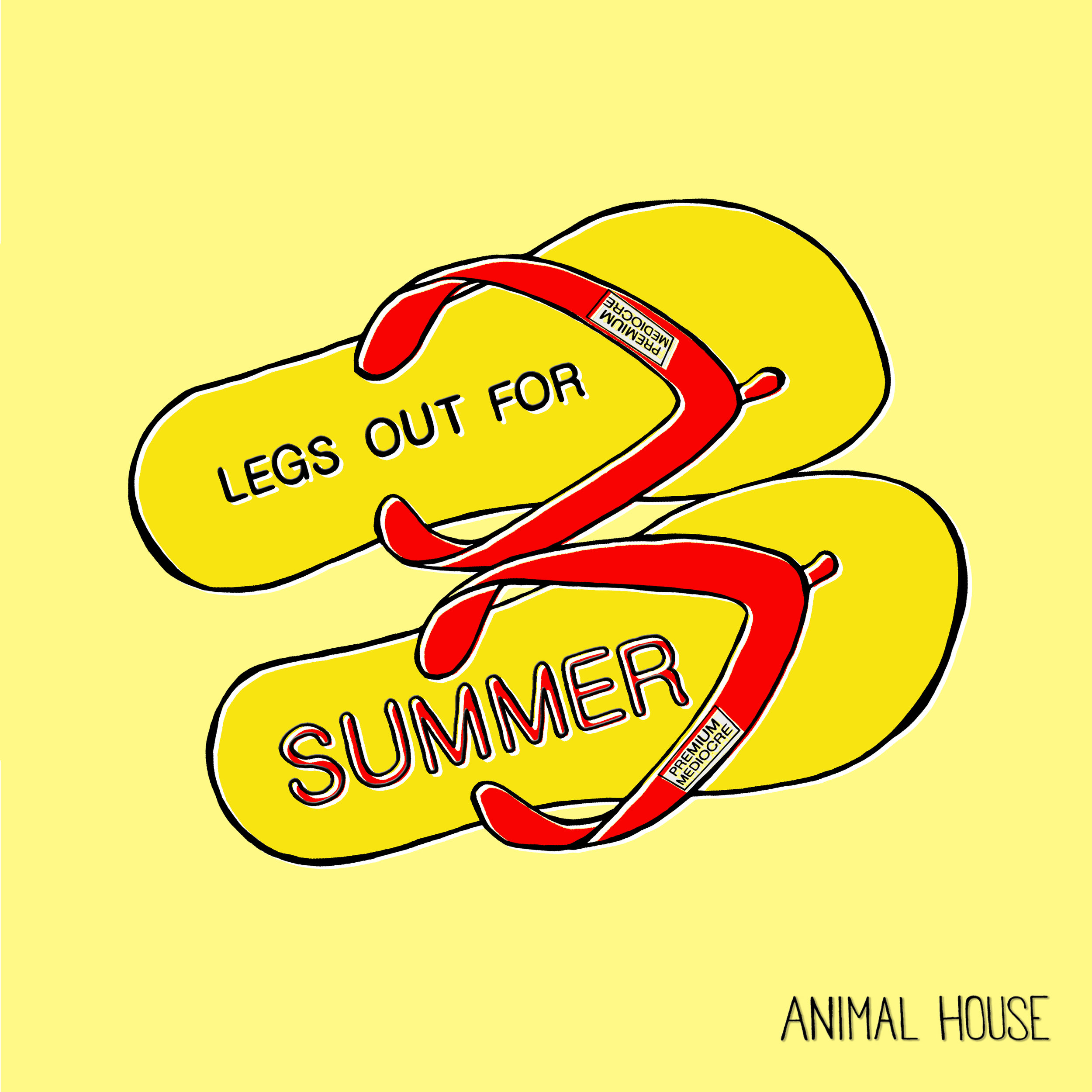 Cover_Animal House_Legs Out For Summer_Single_2019.jpg