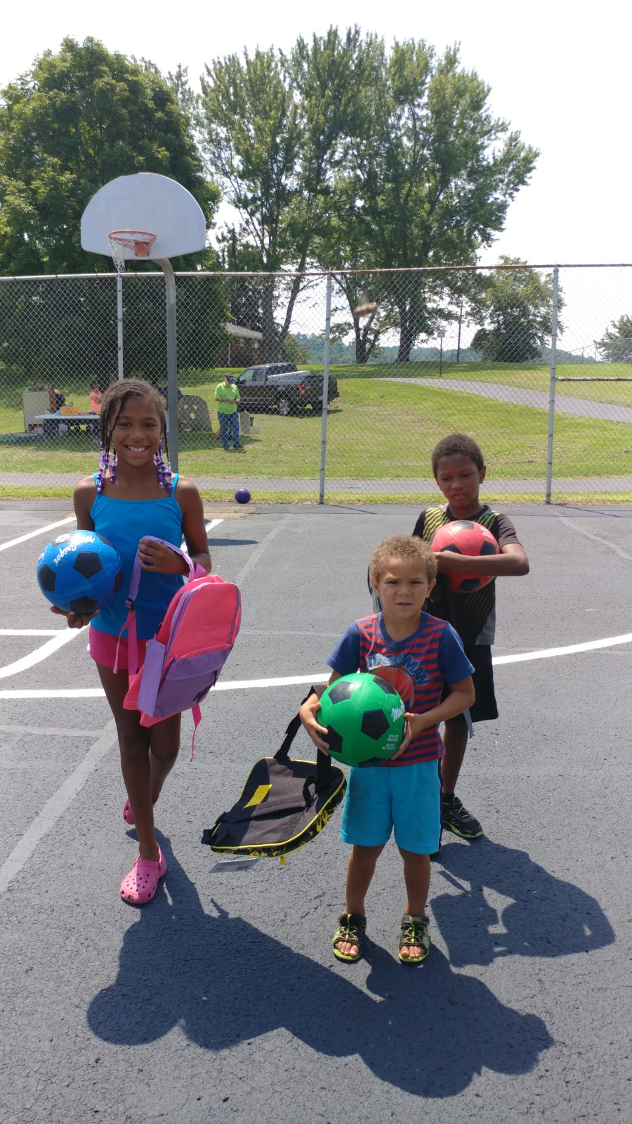 At Homecrest Manor, you'll find a playground, basketball court and a baseball field for our youngest friends to enjoy!