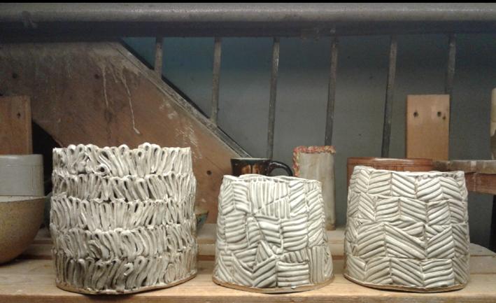 Ceramics by Gisela Gueiros