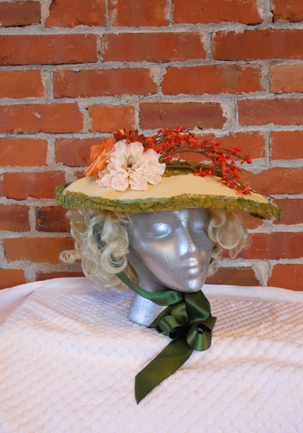 Peter Shaff's Amadeus: Millinery by Jacqueline Gilchrist