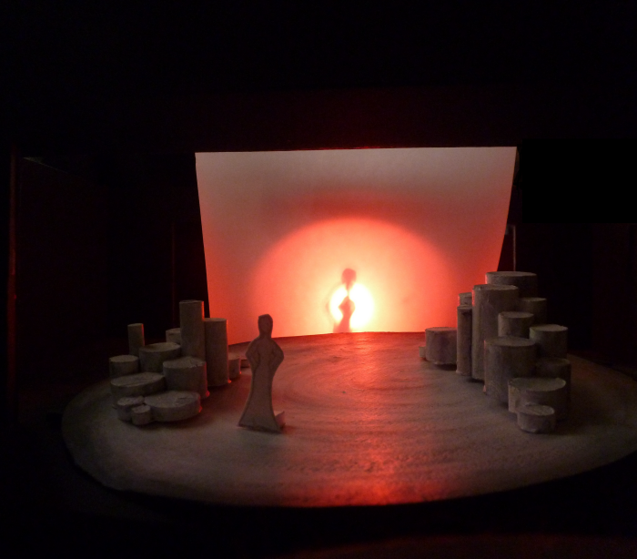 Shakespeare's The Tempest: Set Design by Jacqueline Gilchrist