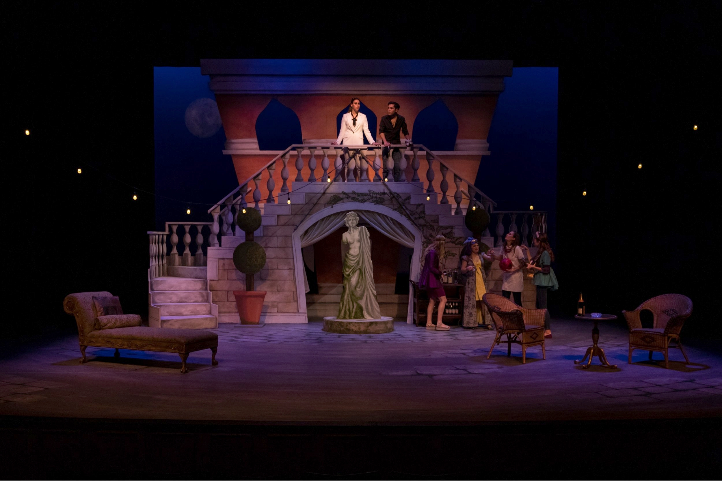Much Ado About Nothing -- Scenic Design by Jacqueline Gilchrist 05.jpg