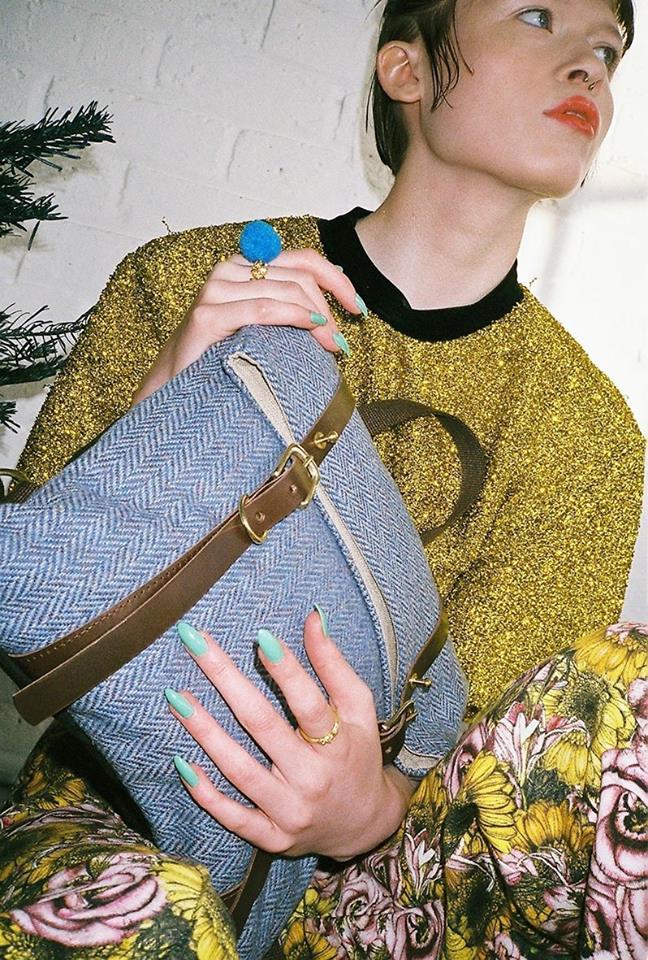 Catherine Aitken 2016 collection, handbag, designer, Scotland