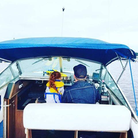 family. josh and delilah. boat. 72417.jpg