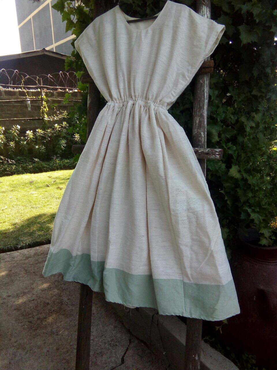 Mother Dress Celedon Green.jpg