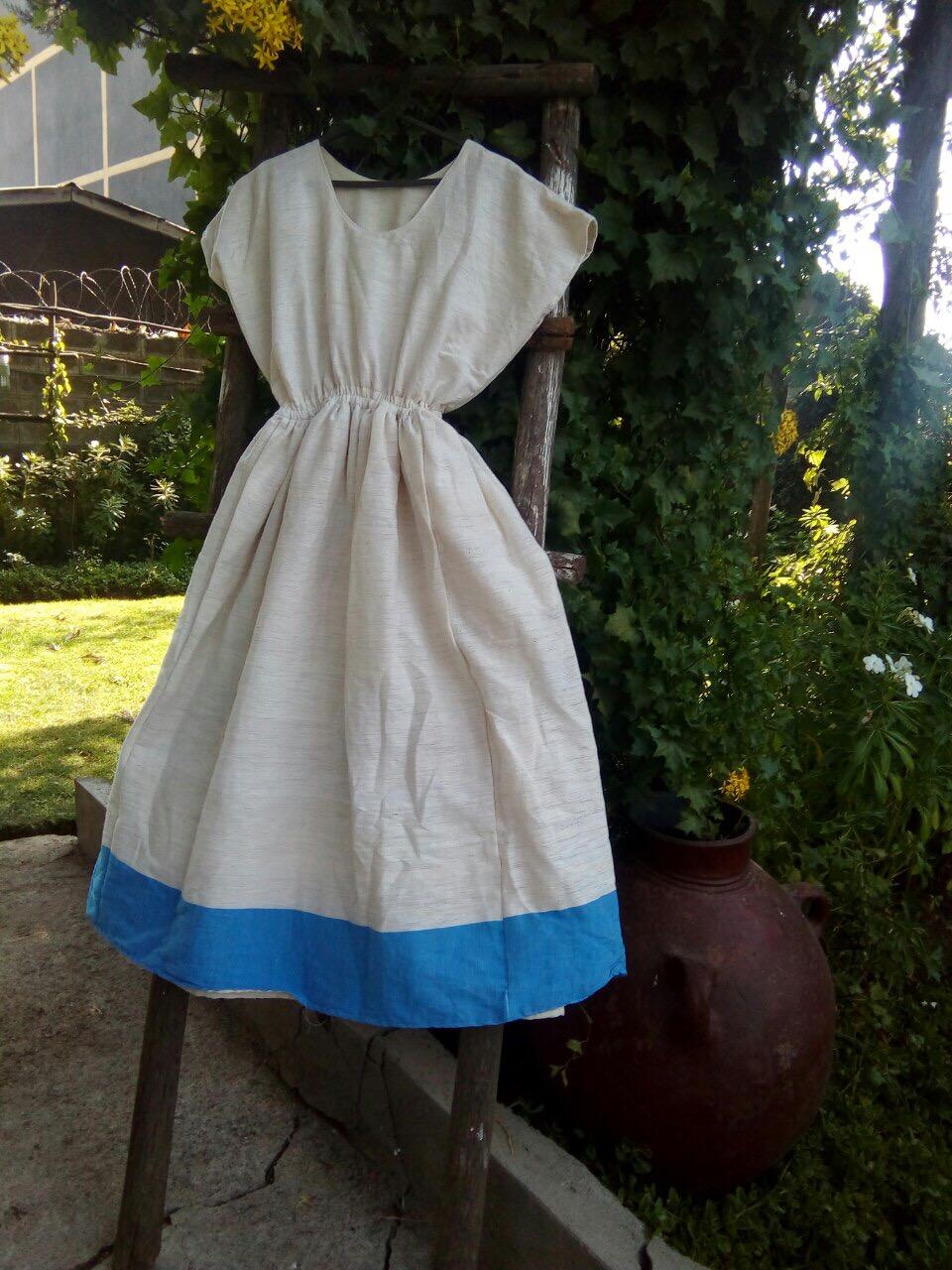 Mother Dress Greek Blue.jpg