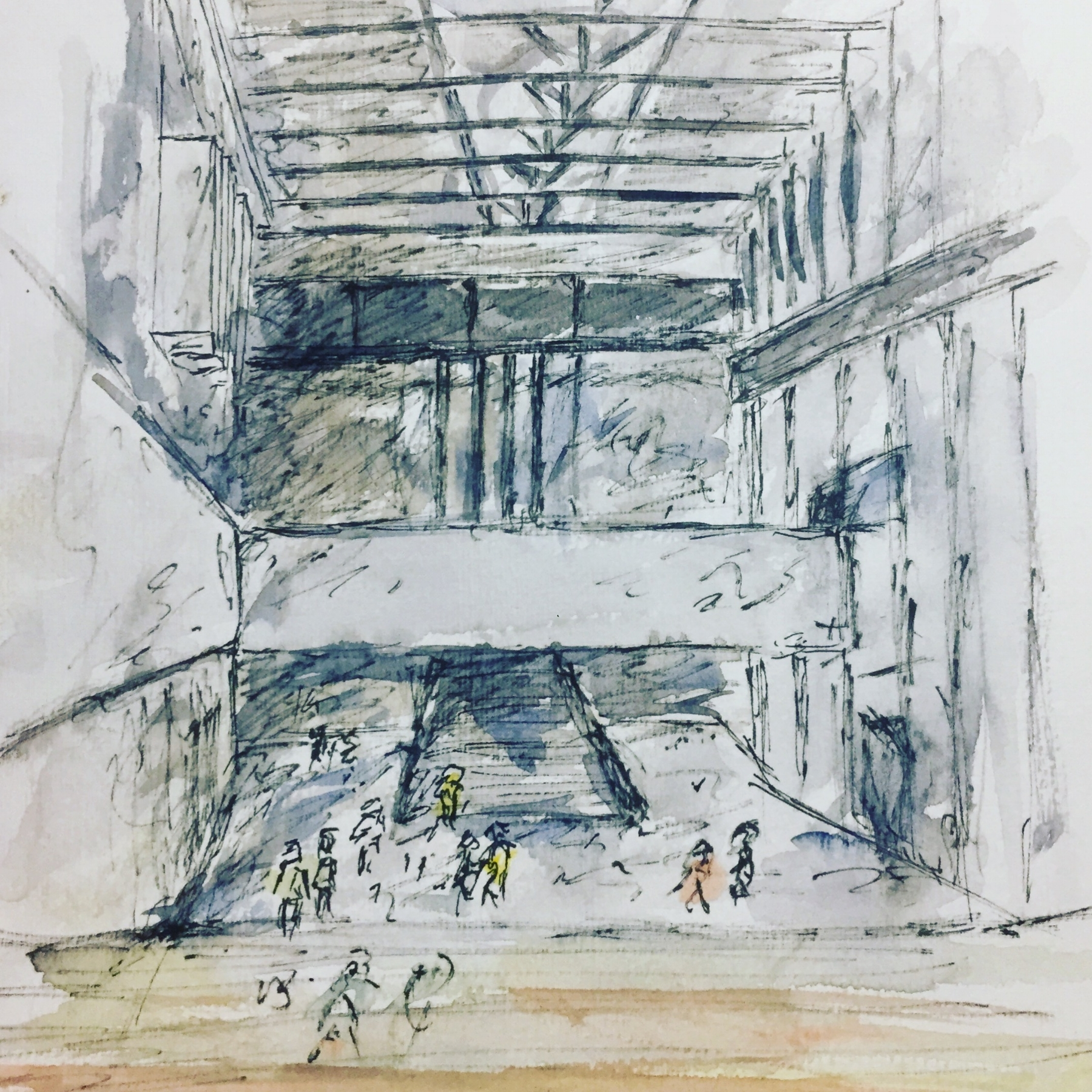 Tate Modern Turbine Hall.