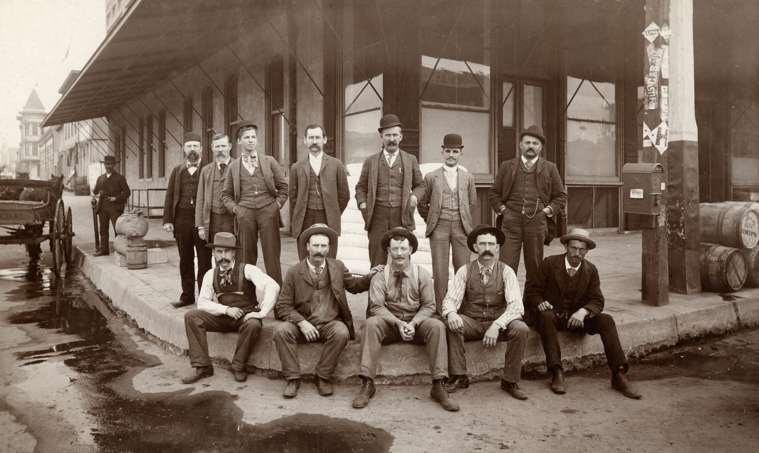OP 1219 Klauber and Levi - employees - c. 1890 ©SDHC.jpg