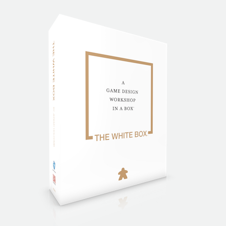 The White Box: A Game Design Workshop in a Box