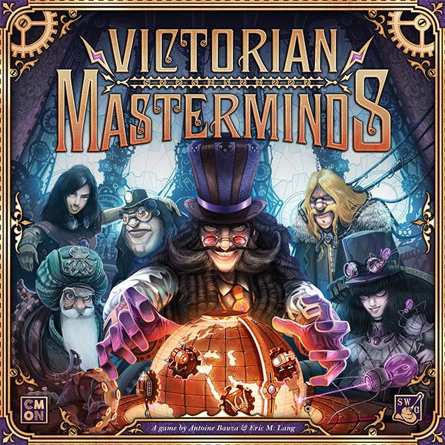 Victoria Masterminds
