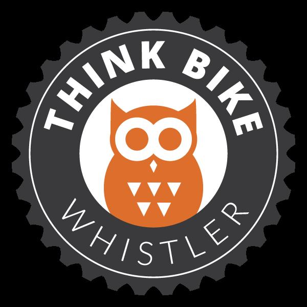 thinkbike whistler logo