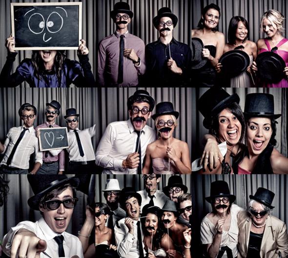 Corporate Photo Boothe Rental Houston