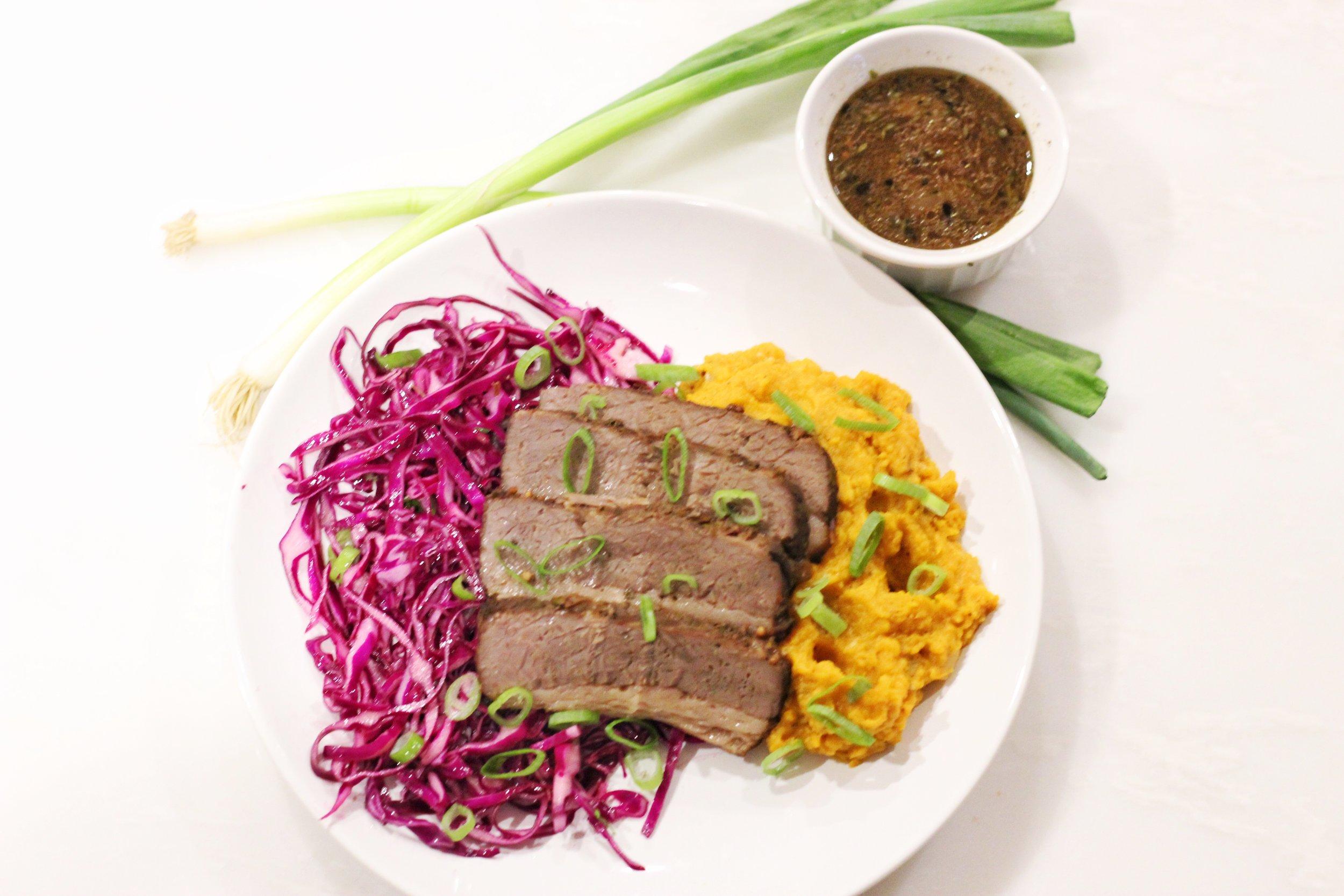 7650968704_IMG_0261.jpg-corned-beef-cabbage-sweetpotatomash-clean-eating-meals