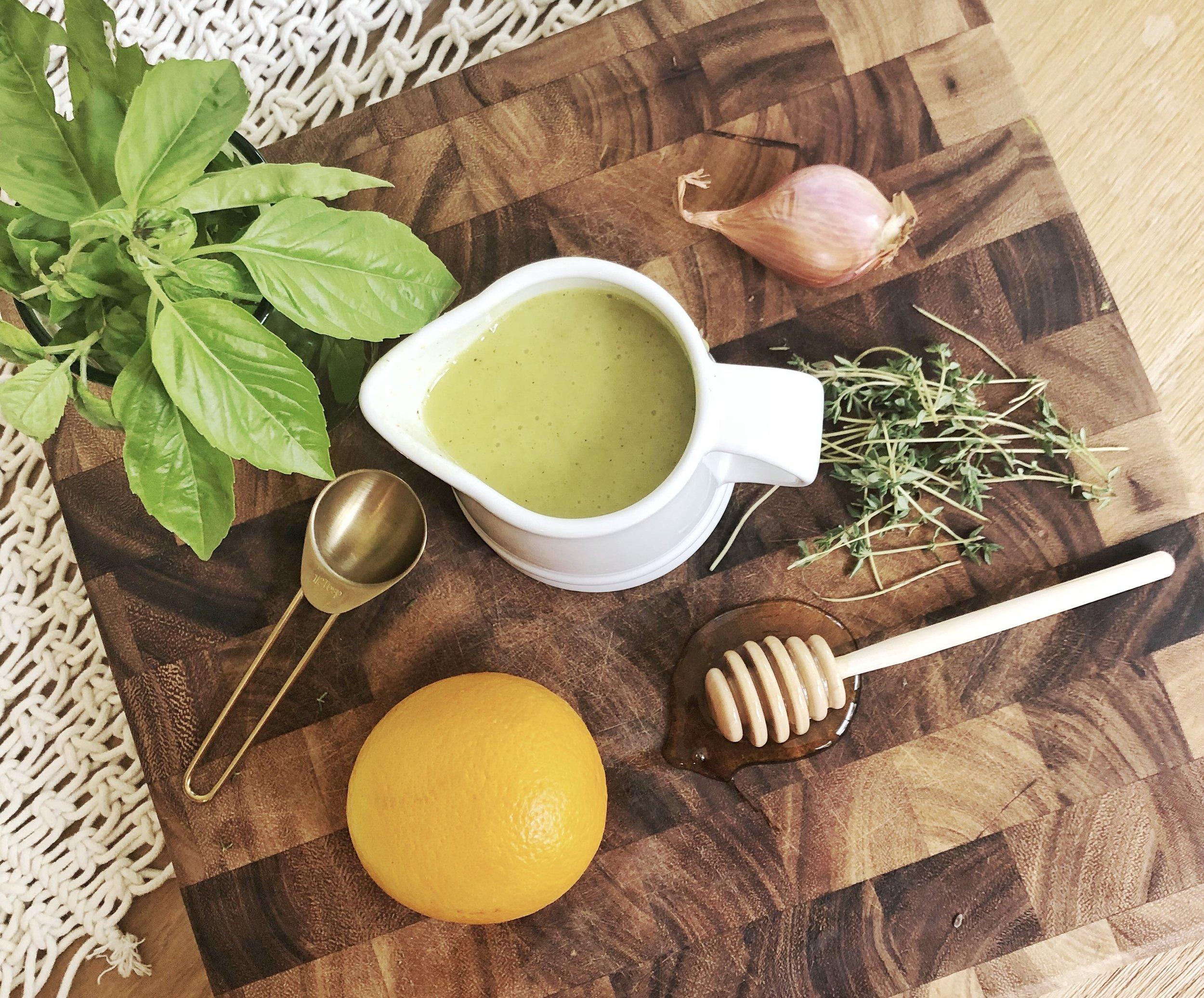 Final Honey Orange Vinaigrette.jpg-clean-eating-salad-dressing-honey-orange-vinaigrette