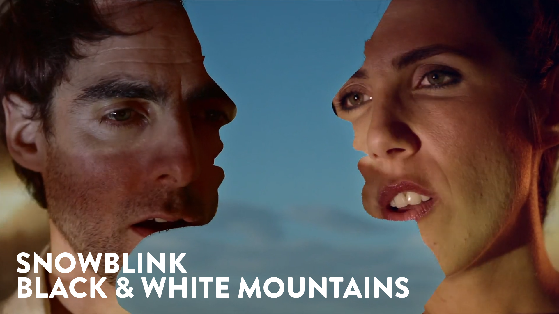 Snowblink - Black & White Mountains