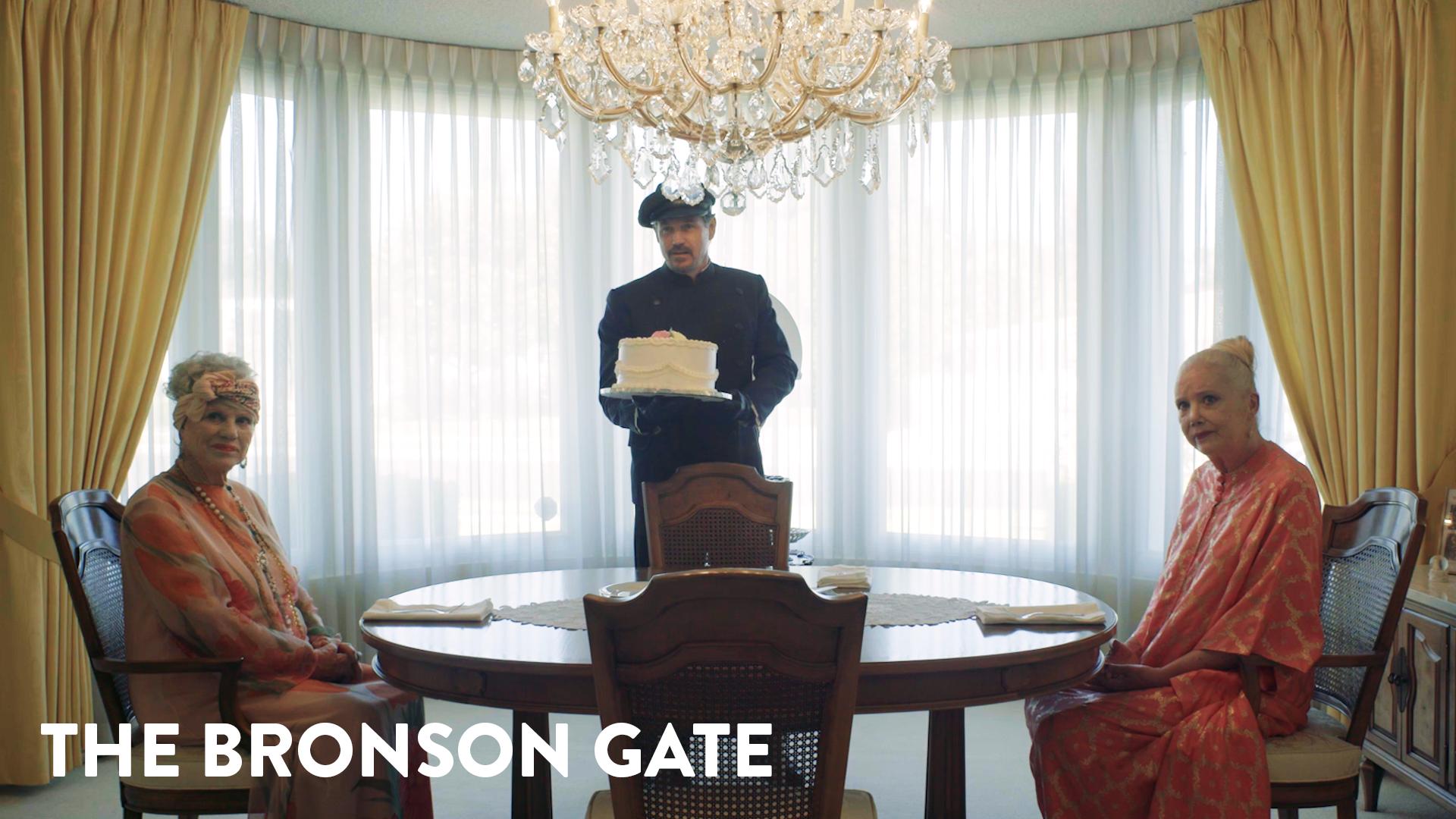 The Bronson Gate
