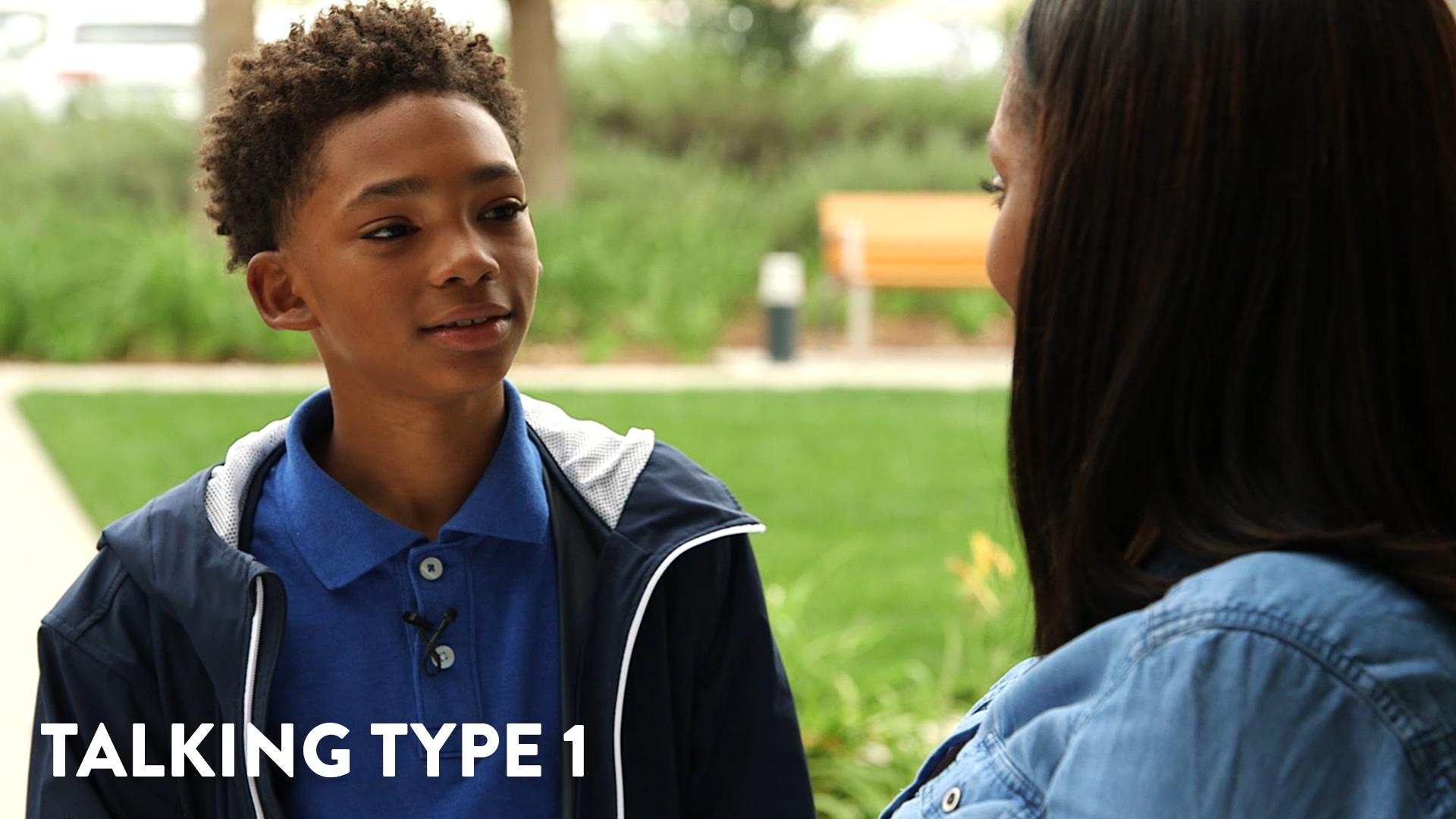Talking Type 1