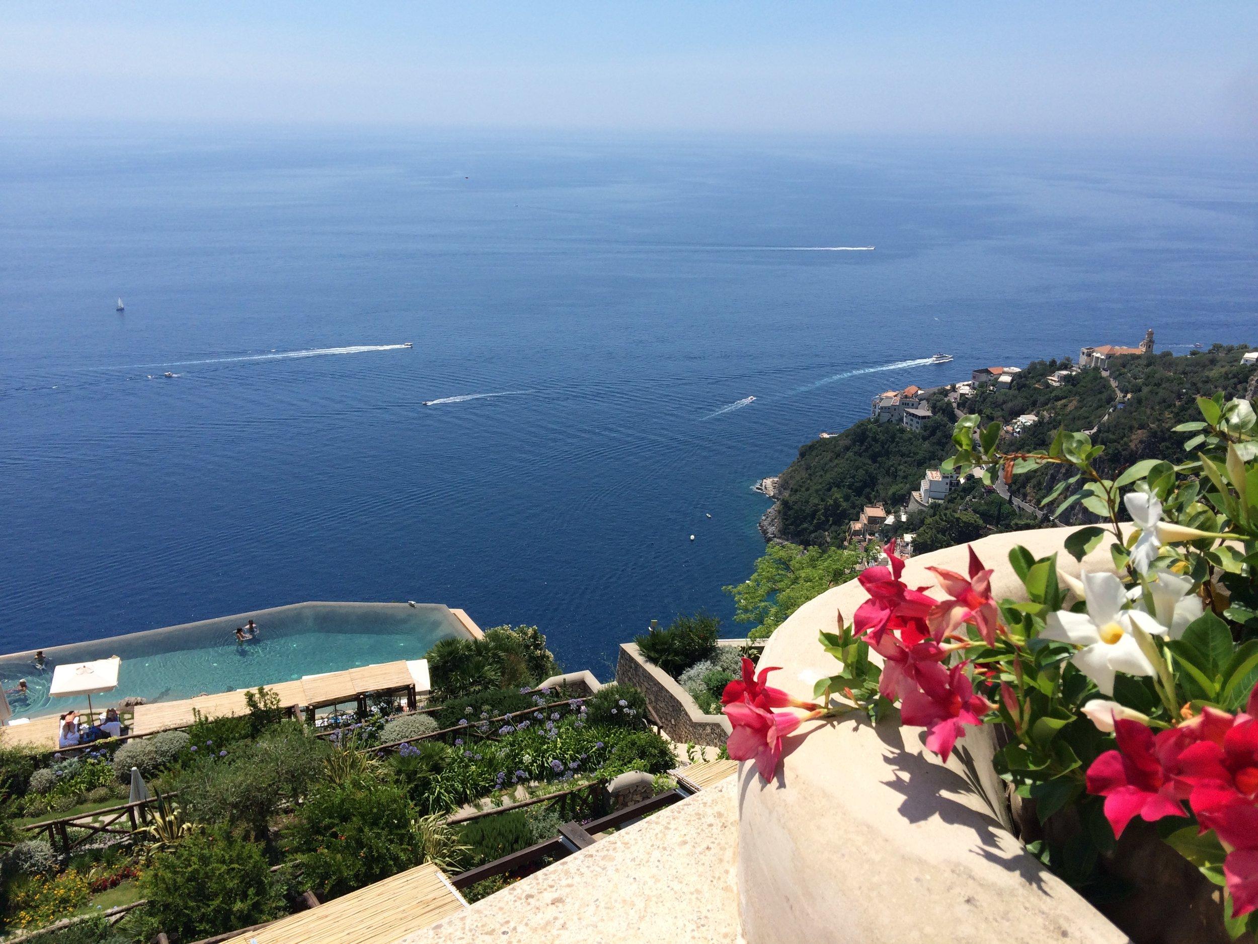 Monastero Santa Rosa-Amalfi-Italy