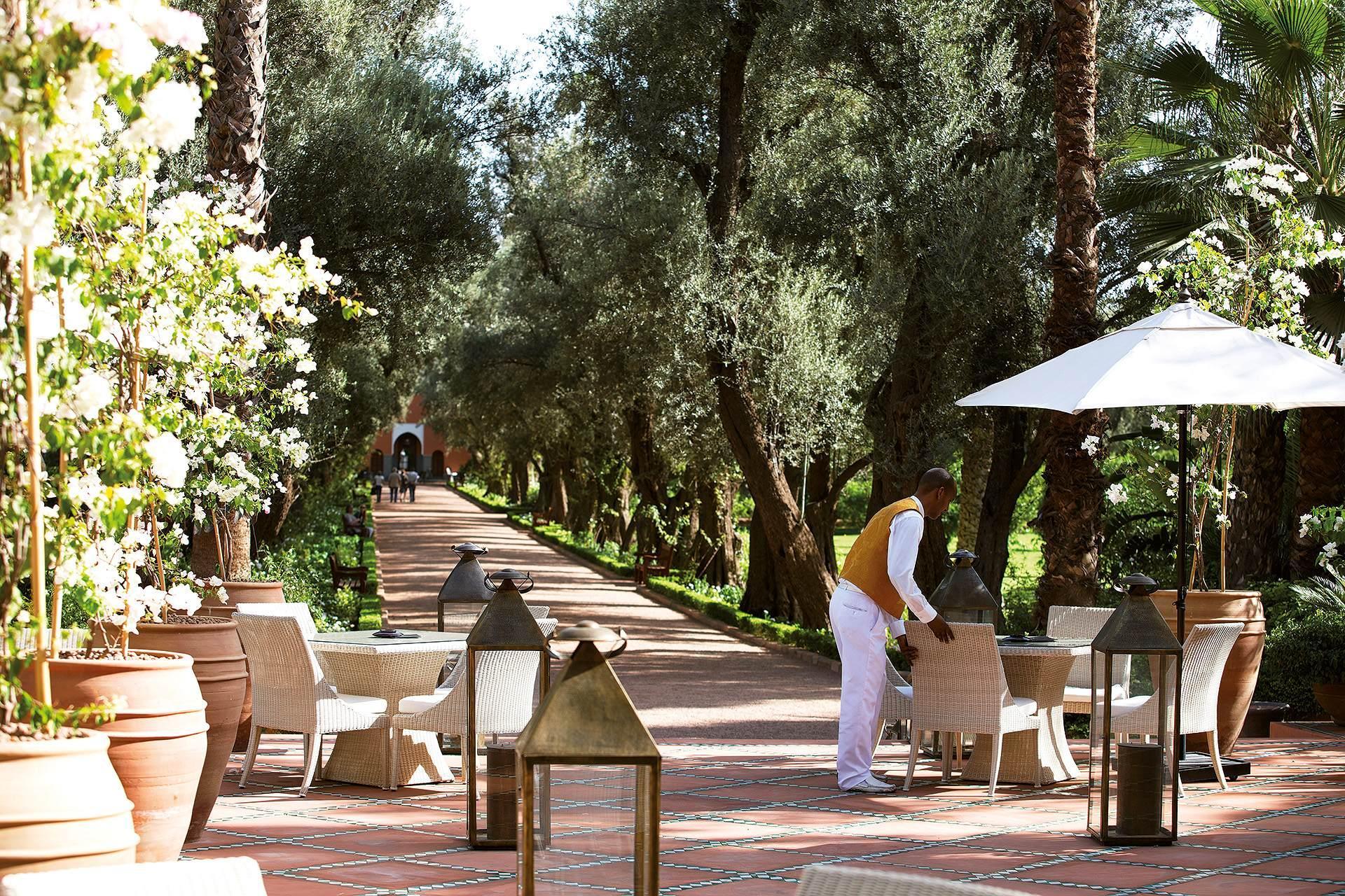 La Mamounia- Marrakech-Morocco