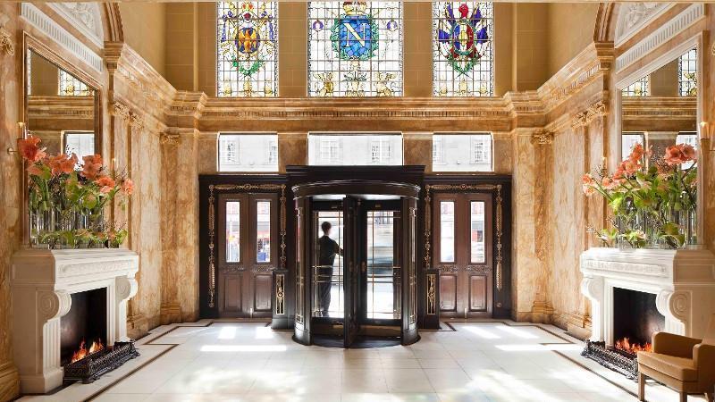 Hotel Cafe Royal - London - Voyager Club - Hidden Gems
