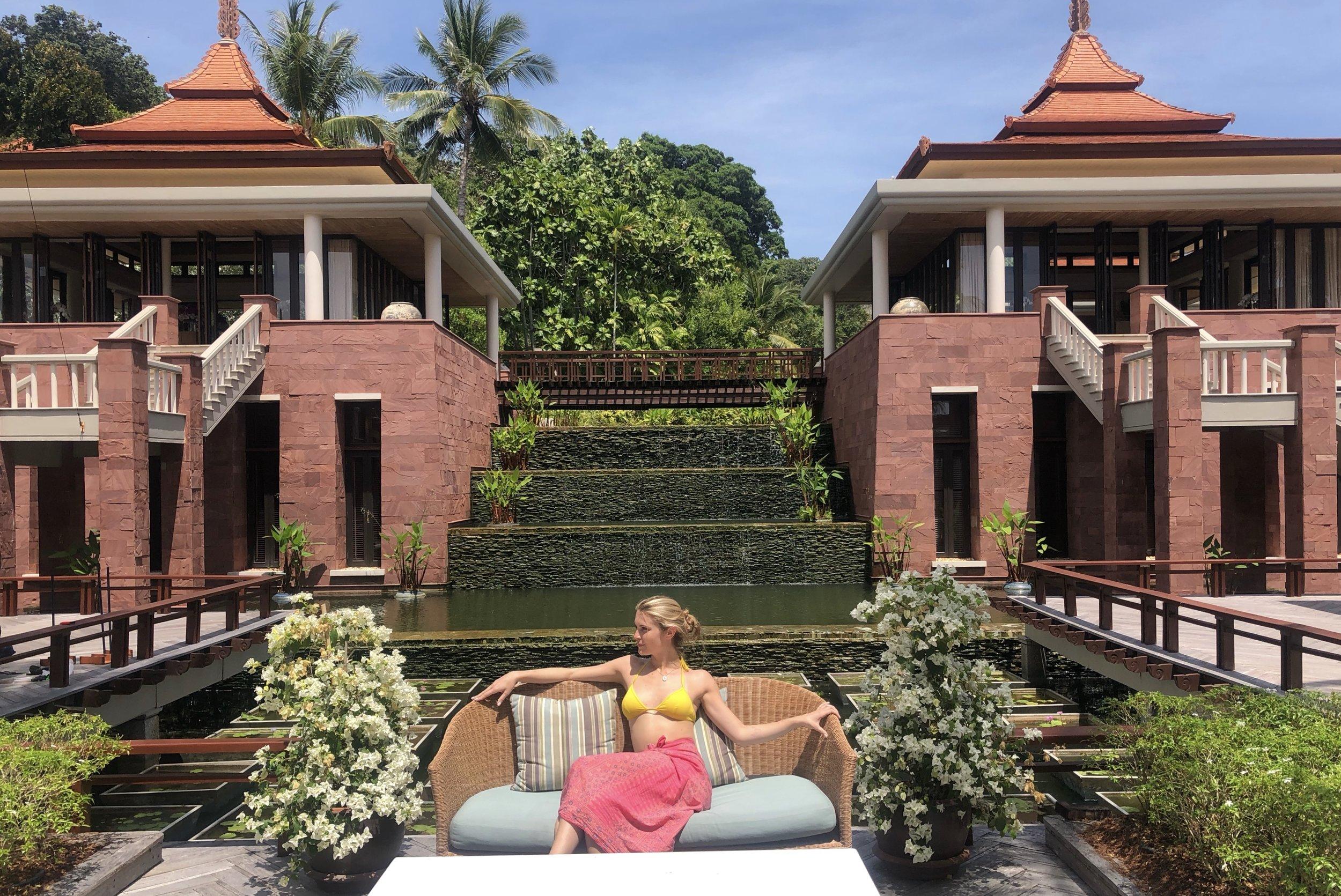 Gabriella at Trisara, Phuket