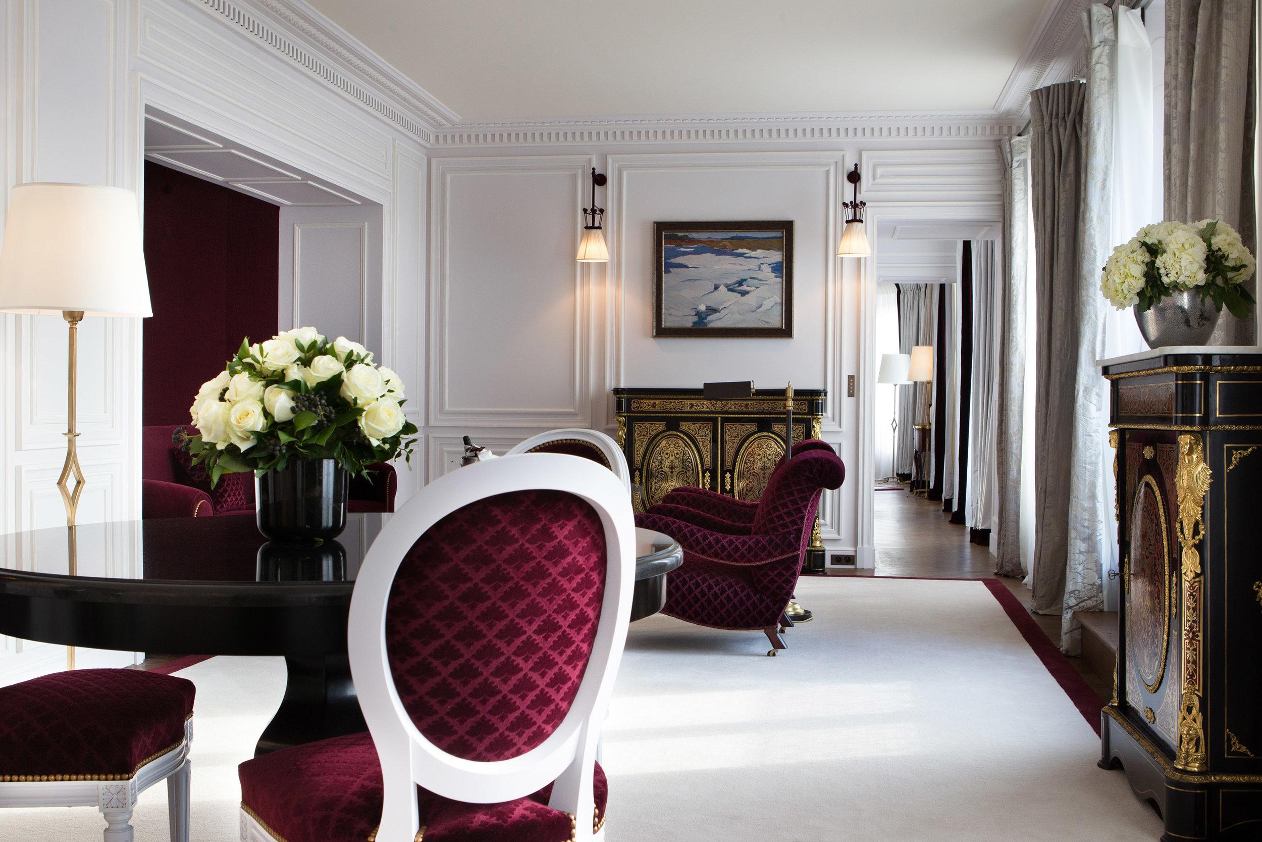 La Réserve Hotel & Spa - presidential suite - Crédits photo G. Gardette - La Réserve Paris.jpg