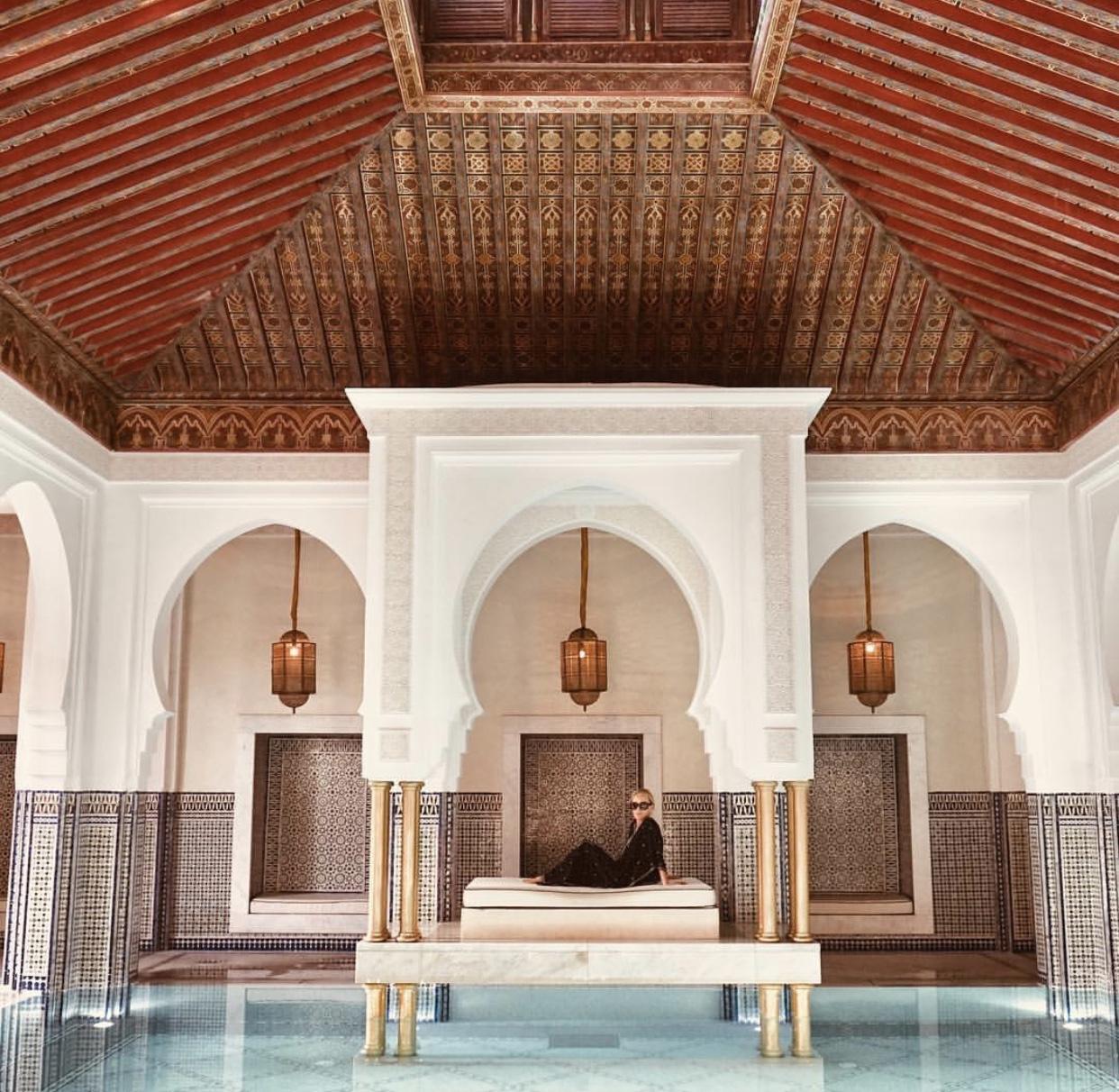 La Mamounia - Marrakech