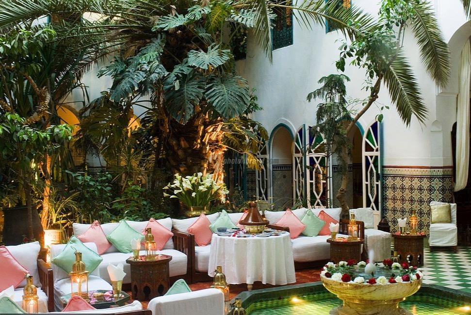 Dar Marjana Restaurant - Marrakech